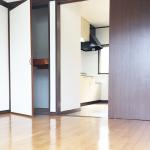 下関市一の宮本町【2DK】賃貸空き家・空きマンション・空きアパート(キッチン)