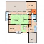 【5DK】平屋一軒家約95㎡♪小倉北区木町賃貸/古民家好きに♪ペット相談可能!キッチン等リフォーム済み♪